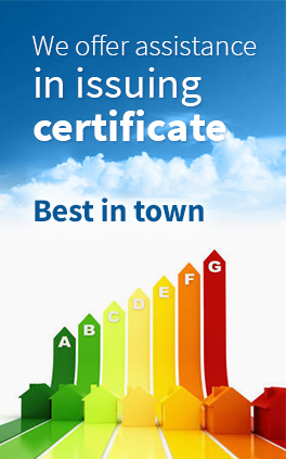 We offer assistance in issuing certificate - Best in town